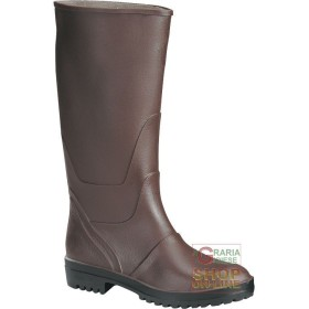 KNEE RUBBER NITRILE OUTSOLE TANK BROWN TG 39 46