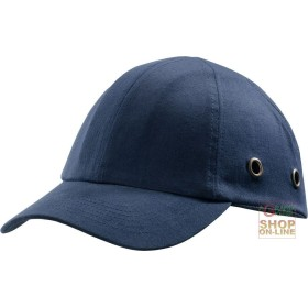 CAP PROTECTIVE 100% COTTON WITH PROTECTIVE BLUE COLOR