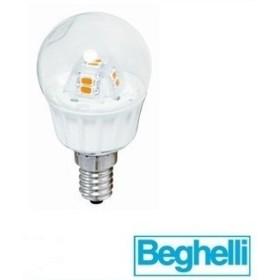 BEGHELLI LED 56071 SFERA E14W4,0 FREDDA