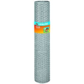 BLINKY WIRE mesh GALVANIZED FARM TRIPLE HEX 10 METRES 16-2 H. 50