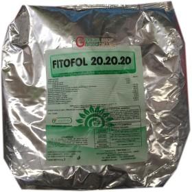 FERTENIA FITOFOL CONCIME FOGLIARE N.P.K. 20.20.20. KG. 3