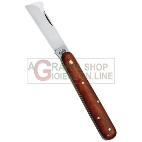 FOX COLTELLO INNESTO CON MANICO IN LEGNO ORIGINALE