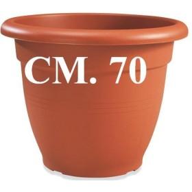 VASO CAMPANA CRETA PLASTIME CM. 70