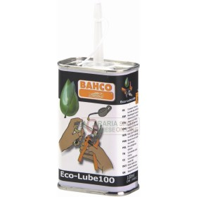 BAHCO ART. ECO-LUBE100 OIL LUBRICANT FOR SCISSORS ML. 100