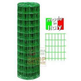 RETE ELETTROSALDATA T/ITALIA 75X60 PLASTICATA MT. 5 CM. 100 H.