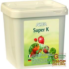 ALTEA SUPER K CONCIME MINERALE NK 13-46 PER ORTAGGI E FRUTTA E