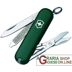 VICTORINOX CLASSIC SD ARMY KNIFE KEYCHAIN MULTIPURPOSE COLOR