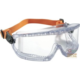 GLASSES MASK WITH 2 LENSES COUPLED WITH ANTI-FOG