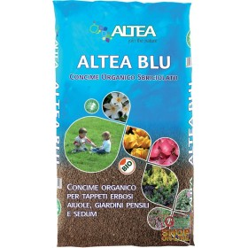ALTEA BLUE 5-5-8 +2Mg ORGANIC MANURE CRUMBLED KG. 9