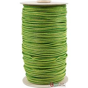 DRAWSTRING POLYPROPYLENE MM. 3 YELLOW GREEN ADAPTIVE EQUIPMENT