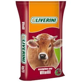 FEED CALVES WEANING kg. 25