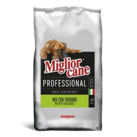 MIGLIORCANE KG. 10 PROFESSIONAL MIX WITH VEGETABLES