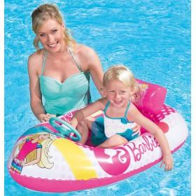 Bestway 93204 canotto piccolo per bambini Barbie con volante