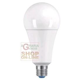 Lampada Goccia a led E27 luce fredda lumen 2000 watt. 18 A67