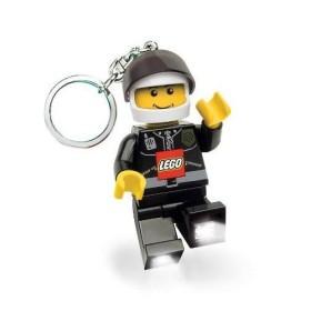 LEGO POLICE PORTACHIAVE CON LED KE2