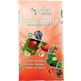 ALTEA GARDEN & FRUIT ORGANIC FERTILIZER PELLETS FOR VEGETABLES