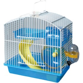 HAMSTER CAGE SMALL CM. 22 X 16 X 24