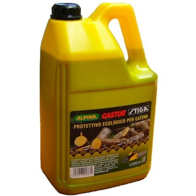 LUBRICANTS FOR CHAINSAWS