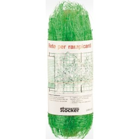 STOCKER NETWORK FOR CLIMBING MT. 1.50 X 50 GREEN
