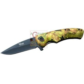 VIGOR COLTELLO A SERRAMANICO MOD. CIVETTA MM. 197