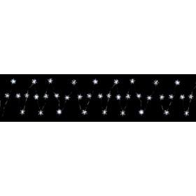 LED LIGHTS STAR MT.7 PCS.40 WITH TRANSFORMER