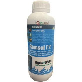 AGRISYSTEM RAMSOL F2 FUNGICIDE BASED ON COPPER AND SULPHUR