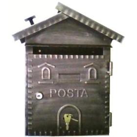 CASSETTA POSTALE RUSTICA-FUMAIOLO H. CM.36