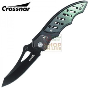 CROSSNAR FOLDING KNIFE ALUMINUM HANDLE CM. 20 MOD. 10838