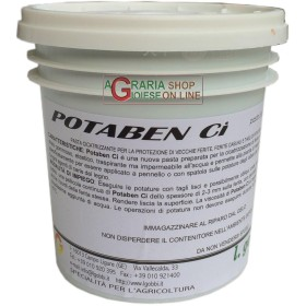 GOBBI POTABEN THERE PASTA A HEALER, AND A DISINFECTANT FOR