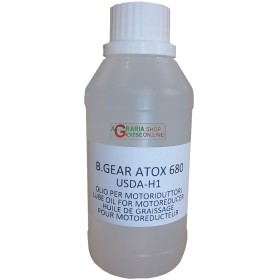 REBER OIL FOR ELECTRIC MOTORS GEAR ATOX 680 USDA-H1