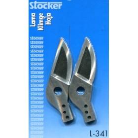 STOCKER RIC. LAMA PER FORBICE ART. 335-341
