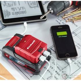 Einhell Adattatore USB a batteria TE-CP 18 Li USB - Solo