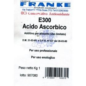 ASCORBIC ACID ENVELOPE KG. 1