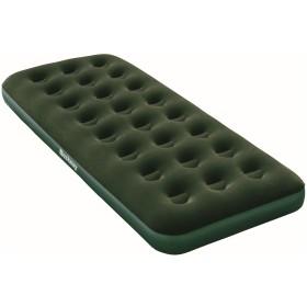 Bestway 67446 Materasso singolo gonfiabile flocculato verde