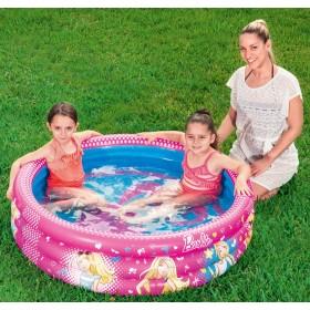 Bestway 93205 Piscina di Barbie gonfiabile per bambini cm.