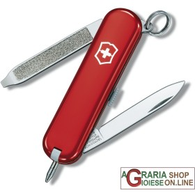 VICTORINOX CLASSIC SCRIBE POCKET KNIFE KEYCHAIN MULTIPURPOSE