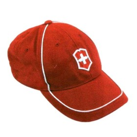 VICTORINOX RED HATS OR GREY