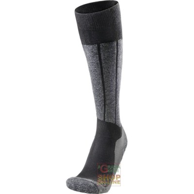 TECHNICAL SOCKS LONG COMPOSED IN MICROPOLIPROPILENE WOOL ACRYLIC POLYAMIDE