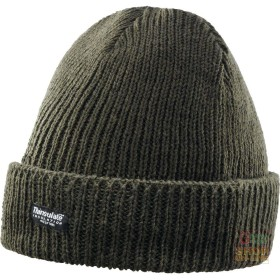 CAP IN WOOL LINED IN THINSULATE® BROWN TG ONLY