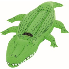 BESTWAY 41011 CROCODILE GIANT INFLATABLE CM. 203X117