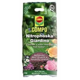 COMPO CONCIME NITROPHOSKA GIARDINO KG. 4