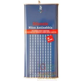 DILUENTE AL NITRO ANTINEBBIA 2BM LT. 5