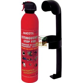 PORTABLE FIRE EXTINGUISHER STOP FIRE WITH SUPPORT FOR AUTO