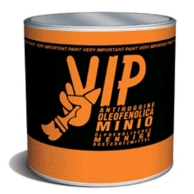 VIP OLEOFENOLICA ANTIRUGGINE ROSSO MINIO ML. 500