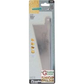 PIRANHA X29971 LAMA SCORPION TAGLI CURVI LEGNO E PLASTICA