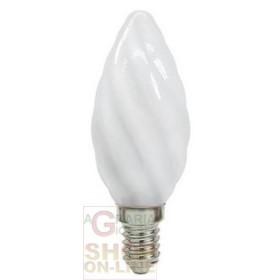 BEGHELLI LAMPADA A LED 56921 TORTIGLIONE E14 2,5W LUCE FREDDA OP