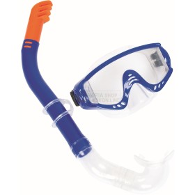 BESTWAY 24020 SET SWIMMING SNORKEL MASK AND SNORKEL 14 YEARS