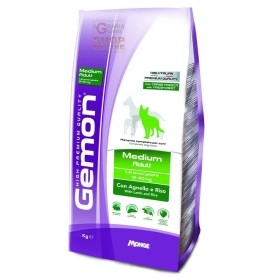 GEMON FEED FOR DOGS MEDIUM ADULT LAMB AND RICE KG. 3