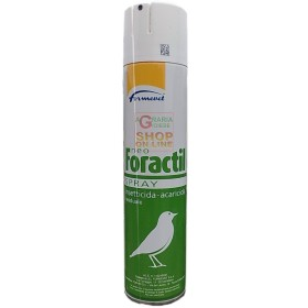 NEO-FORACTIL PESTICIDE INSECTICIDE ACARICIDE SPRAY FOR BIRDS