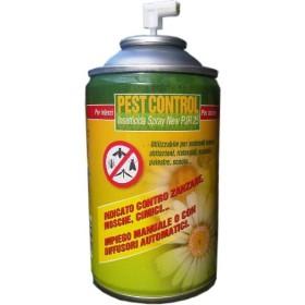 REFILL PEST CONTROL BOMBOLA INSETTICIDA PER INTERNO contro